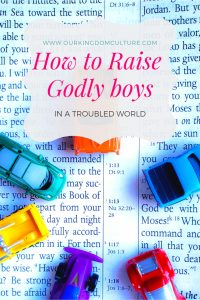 Raising Godly Boys
