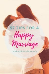 Tips for happy relationship