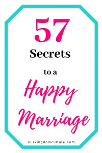 The most important secrets of a Happy Marriage. Keys to a successful marriage