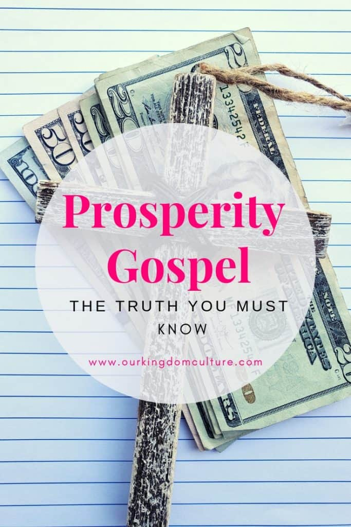 What you need to know about the Prosperity Gospel