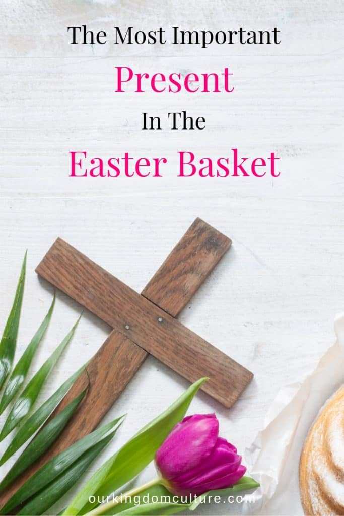 What is missing in your kid's Easter basket?