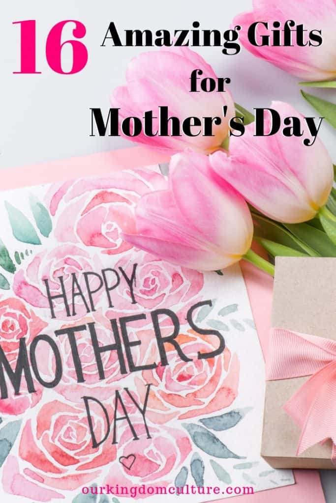 Celebrate your mom's special day with these beautiful and affordable gifts.