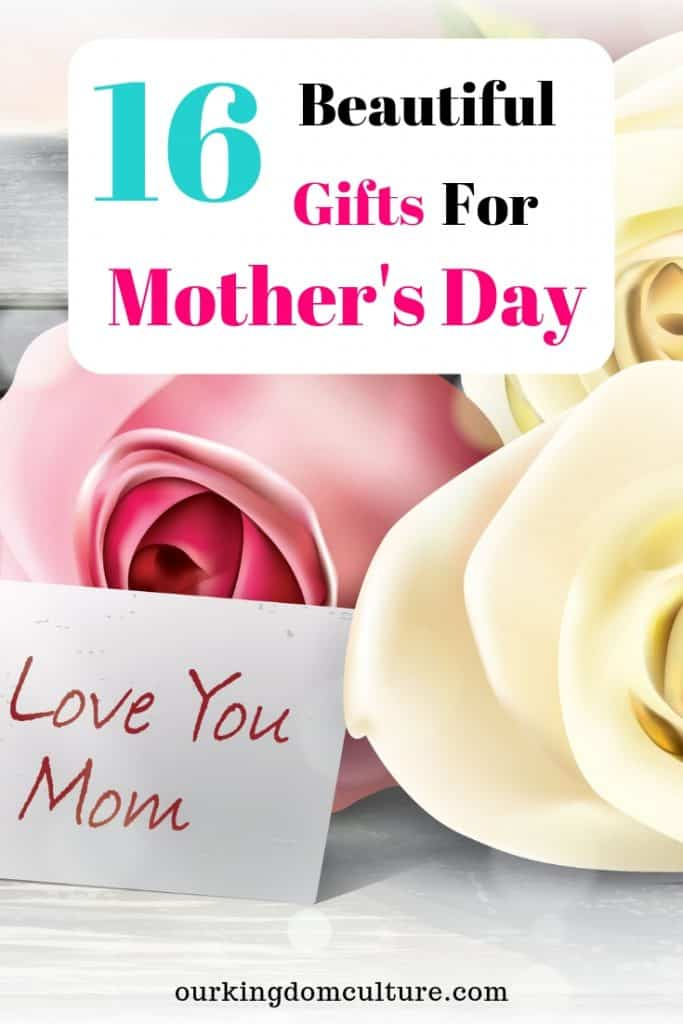 Mother's day is around the corner. This Mother's Day gift guide will help you get the most beautiful present for your mom.
