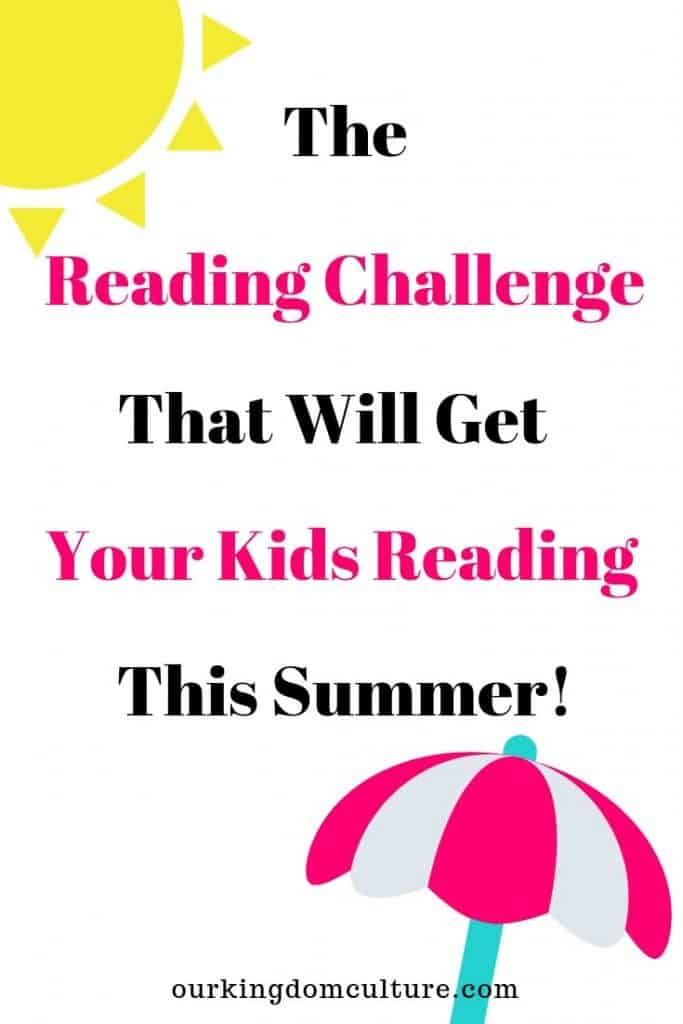 Prevent the summer slide with this fun summer reading challenge for kids!