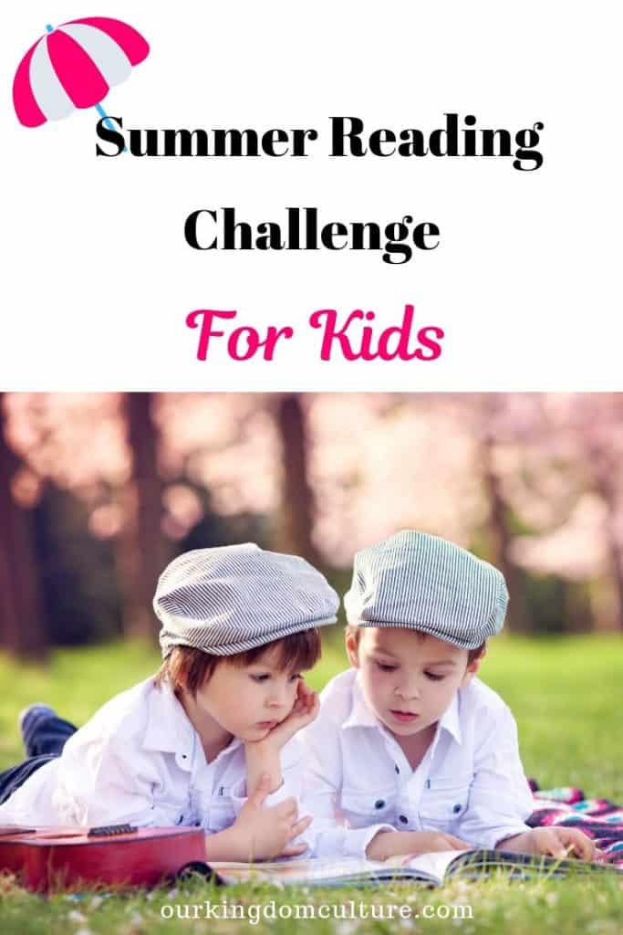 No more fighting with your kids to get them to read this summer. With this summer challenge they are going to want to read all the time!