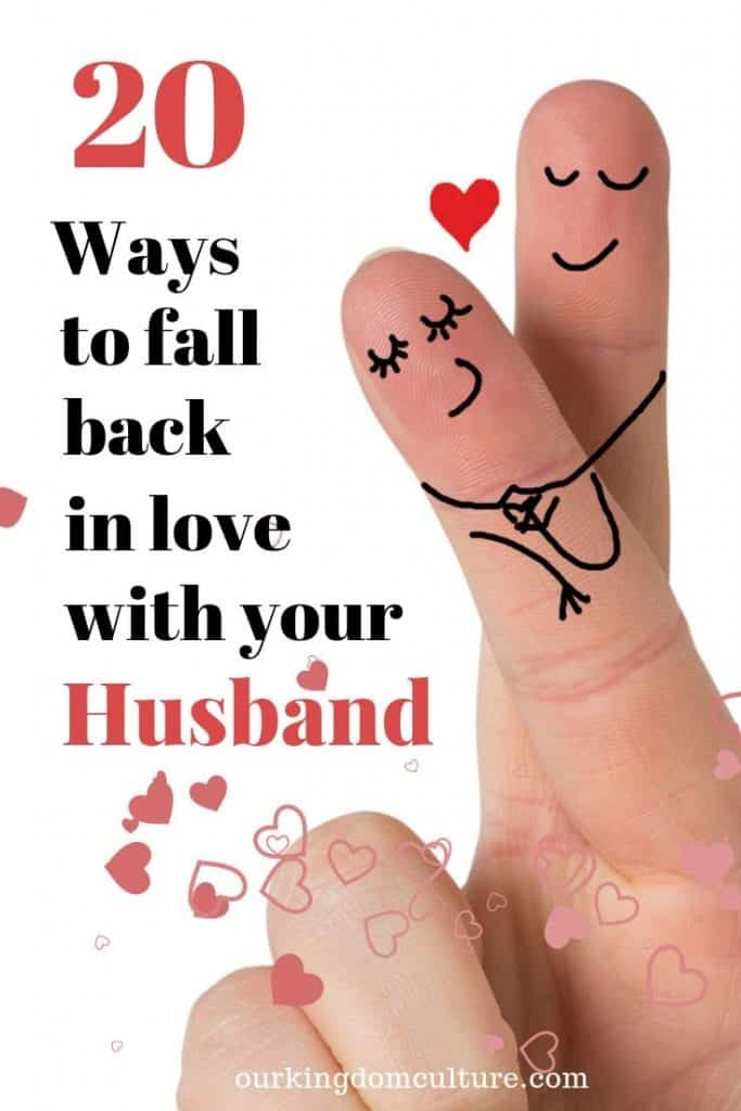 Fall in love with your husband again with these 20 marriage tips. A happy marriage requires hard work... #marriage, #husband, #love