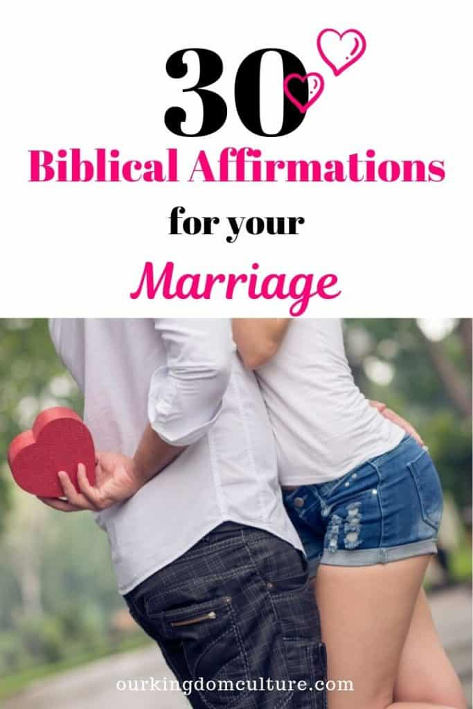 Do you want a happy marriage? What words are you speaking over your husband and your marriage?