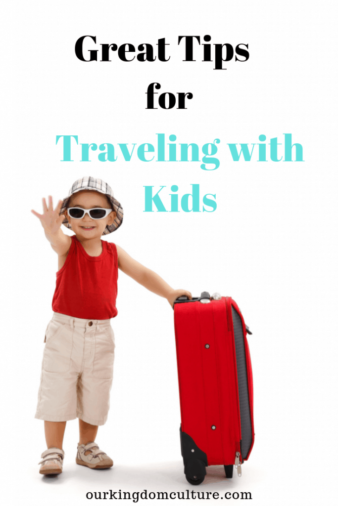 A simple schedule and tips that will make traveling with kids super easy