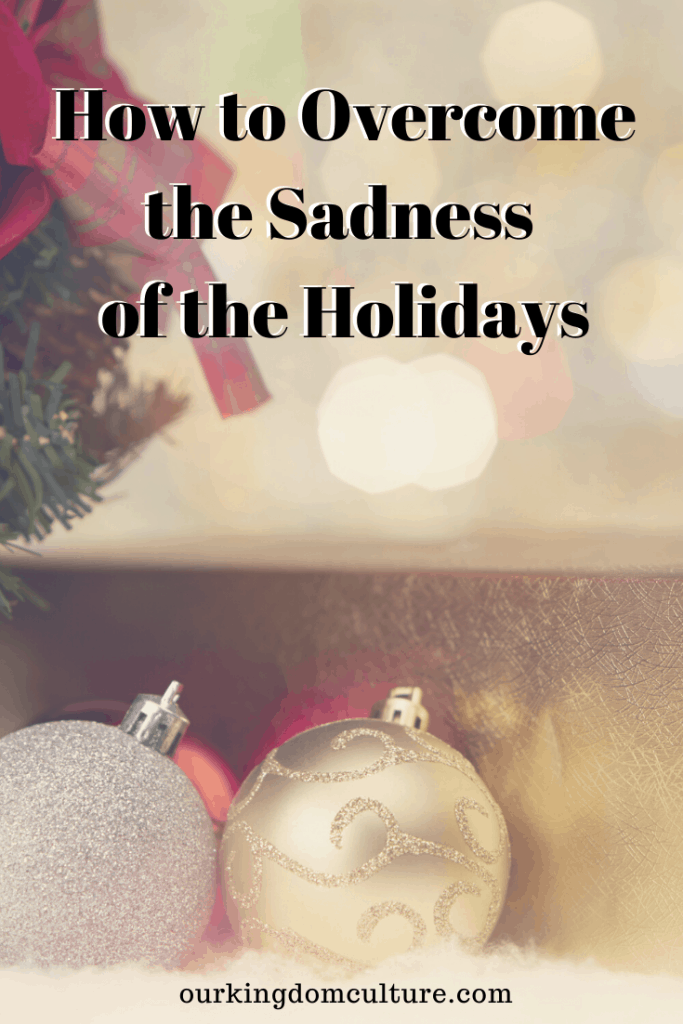 Learn how to overcome the seasonal blues with these 7 steps. #christmas, #christimasblues, #sseasonaldepression