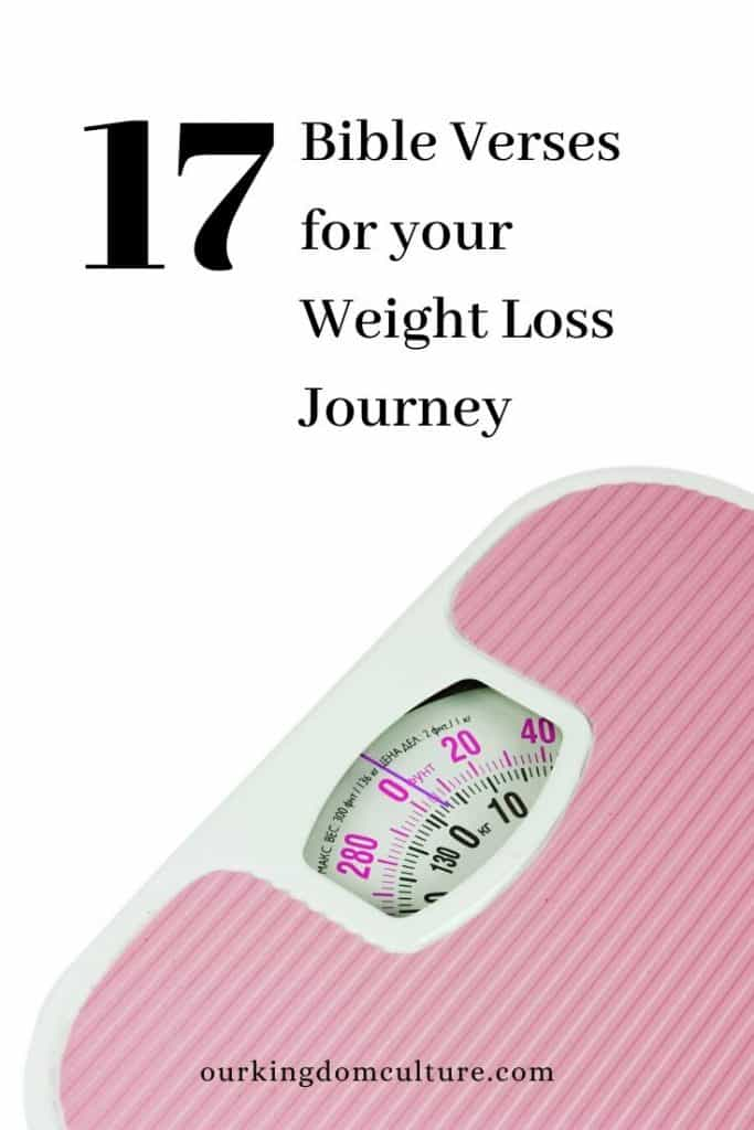 Start your weight loss journey by praying, meditating and confessing these bible verses. The Word of God will give the strength to reach your goals. #bibleversesweightloss, #weightloss