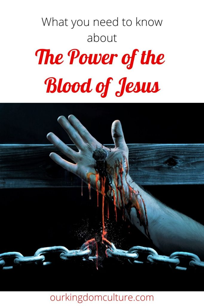 The blood of Jesus has the power to set you free. You must know this about the blood of Jesus. Check out the post.
