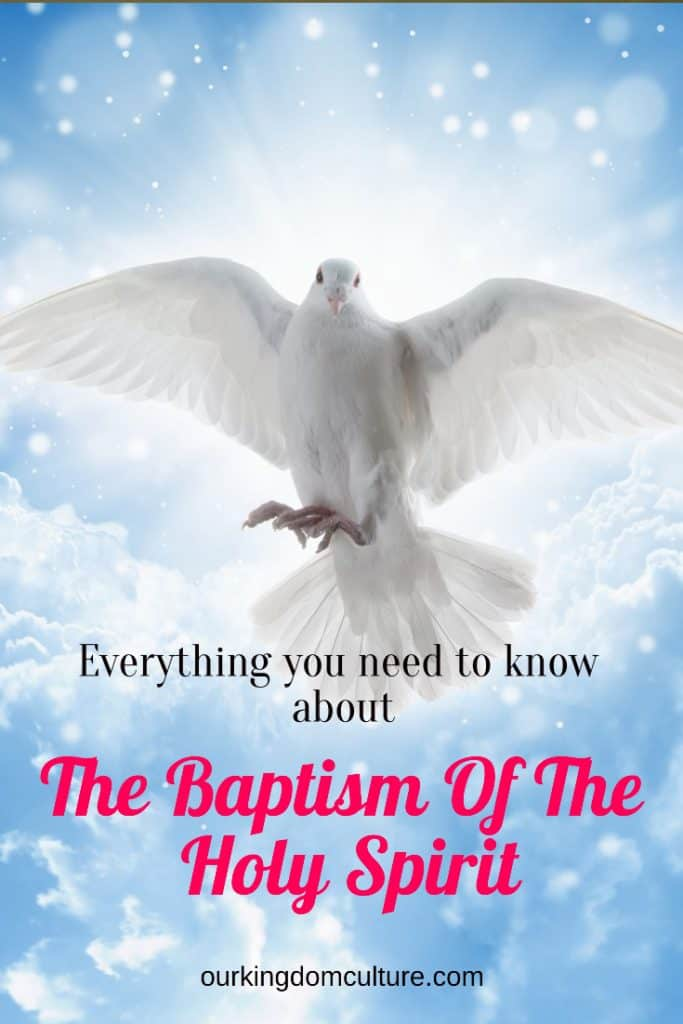 The Power of The Baptism of The Holy Spirit