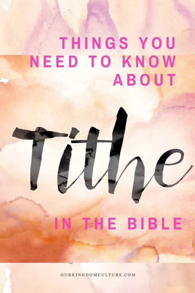 In this post, you will find answers to your questions about tithing in the bible. By the end of this post, you will know if tithing is for you, and you will have no more questions about it.